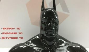 3d printed batman