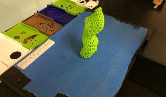 3D printed γυναικείο σώμα