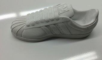 3d printed adidas superstar