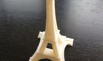 3d eifel tower