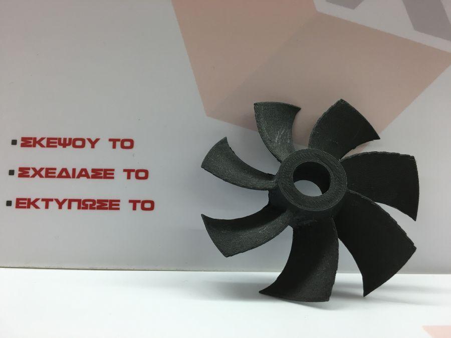 3d printed carbon propel