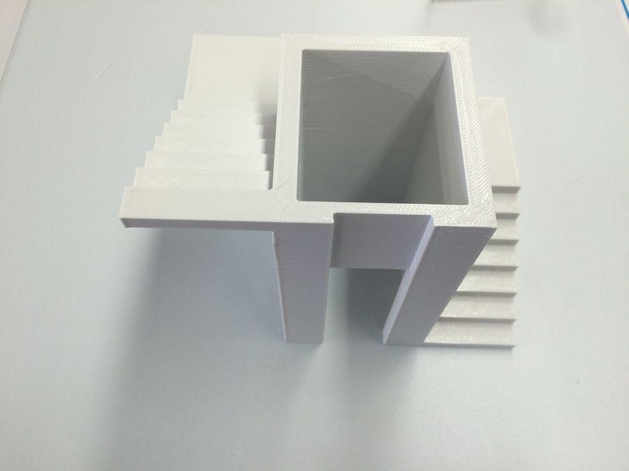 3d printed κλιμακοστάσιο