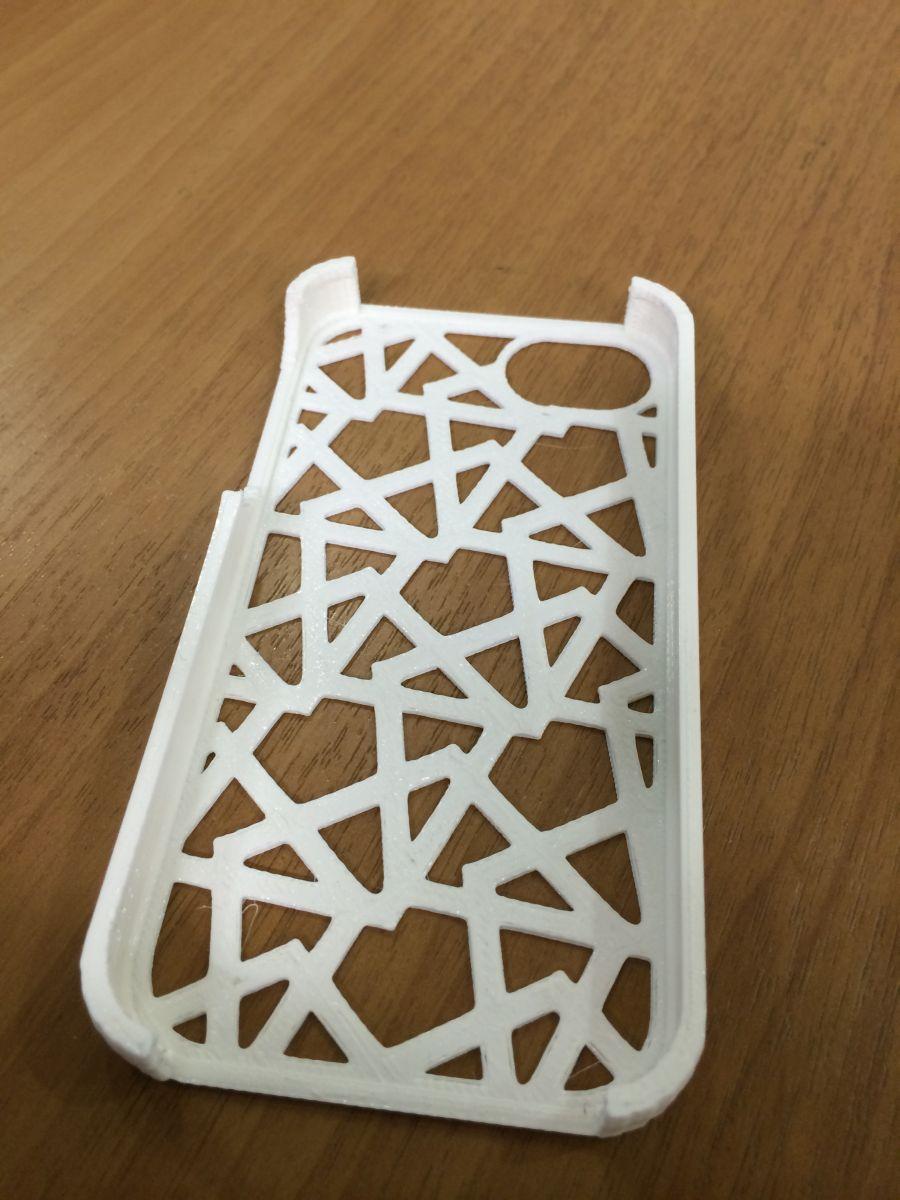 3d εκτυπωμένη θήκη iphone 5