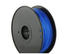 Νήμα TPE FLEXIBLE 1.75mm filament BLUE