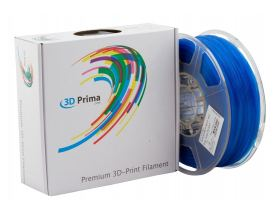 Νήμα TRANSPARENT PLA 3DPRIMA 1.75mm filament  BLUE