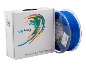 Νήμα TRANSPARENT PLA 3DPRIMA 1.75mm filament  BLUE