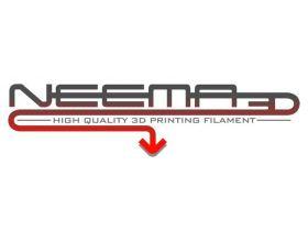 Νήμα PLA NEEMA3D™ BLACK 2.3Kg 1.75mm