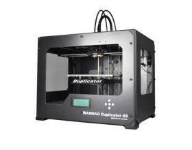 3D Printer Wanhao Duplicator 4S Dual extruder