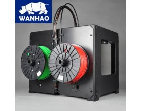 3d printer wanhao duplicator 4s two colors