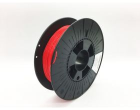 Νήμα FLEX NEEMA3D 1.75mm filament RED 0.5KG
