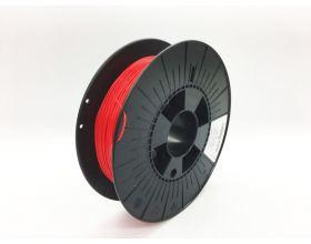 Νήμα FLEX NEEMA3D 1.75mm filament RED 0.5KG