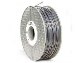 Νήμα PLA VERBATIM 1.75mm filament SILVER/GREY