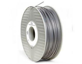 Νήμα PLA VERBATIM 1.75mm filament SILVER/GREY