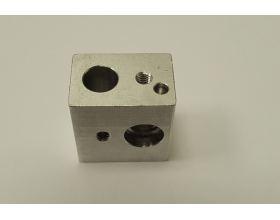 Wanhao Duplicator i3 Hot end nozzle mounting block