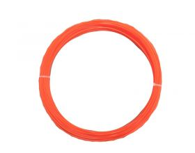 Νήμα PLA: EVO NEEMA3D™ ORANGE FLUOR 100gr/30m 1.75mm