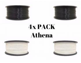 4x  PLA NEEMA3D™ ATHENA 1.75mm