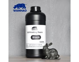Wanhao UV Resin 1000ml Black