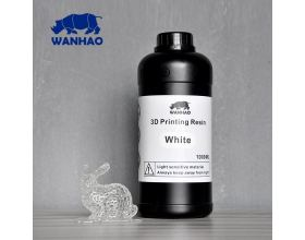 Wanhao UV Resin 1000ml WHITE