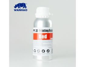 Wanhao UV Resin 500ml Red