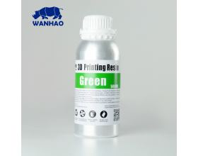 Wanhao UV Resin 500ml Green