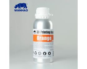 Wanhao UV Resin 500ml Orange