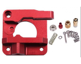 Creality MK8-CR10 Red Metal Extruder Kit