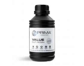PrimaCreator Value UV / DLP Resin - 500 ml - Light Grey