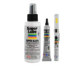 SYNCO CHEMICAL CORPORATION LUBRICATION & CLEANING SET