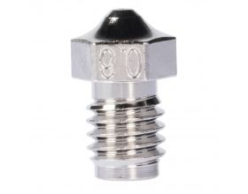 PHAETUS PS M6 PLATED COPPER NOZZLE 0,6 MM - 1,75 MM