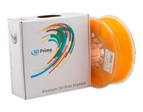 Νήμα TRANSPARENT PLA 3DPRIMA 1.75mm filament ORANGE