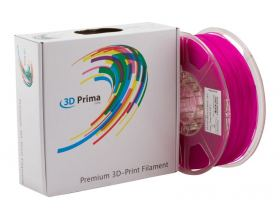 Νήμα TRANSPARENT PLA 3DPRIMA 1.75mm filament PURPLE