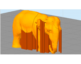 Simplify3D printing software
