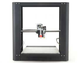 3D printer PRINTRBOT metal plus assembled Heated bed