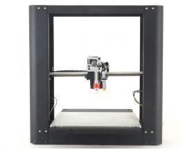 3D printer PRINTRBOT metal plus assembled Heated bed