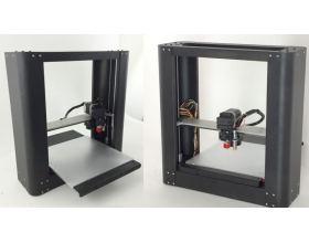 3D printer PRINTRBOT metal plus assembled