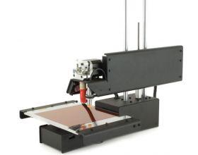 3D printer PRINTRBOT simple metal assembled H/B